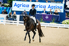 Grand Prix Freestyle Dressage - Goteborg 2019
