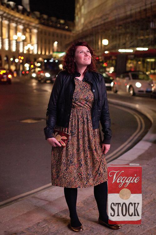 May 2011: London. copyright Megan Young / Veggies and Me