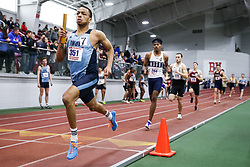 4x800 relay, Rhode Island<br /> ECAC/IC4A Track and Field Indoor Championships