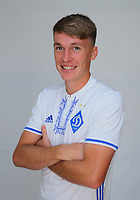 portrait, headshot, Dynamo Kiev, Serhiy<br /> SYDORCHUK