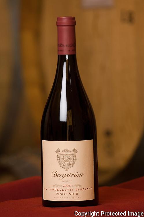 Bergstrom bottle shots
