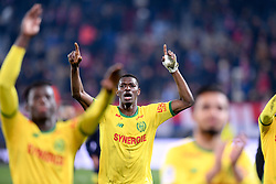 February 13, 2019 - Caen, France - JOIE - 07 KALIFA COULIBALY  (Credit Image: © Panoramic via ZUMA Press)