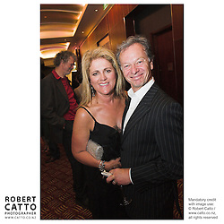 Julie Christie;Andrew Shaw at the Spada Conference 06 at the Hyatt Regency Hotel, Auckland, New Zealand.<br />