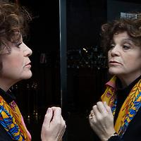 Nederland, amsterdam, 3 maart 2017.<br />Actrice Henriette Tol.<br />Speelt nu in de theatervoorstelling Pinkpop de voorstelling.<br /><br /><br /><br />Foto: Jean-Pierre Jans