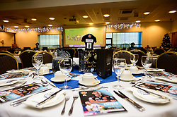 General views of the Chiefs Suite with Christmas Decorations prior to kick off - Mandatory by-line: Ryan Hiscott/JMP - 30/11/2019 - RUGBY - Sandy Park - Exeter, England - Exeter Chiefs v Wasps - Gallagher Premiership Rugby