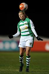 Helen Bleazard of Yeovil Town Ladies - Mandatory by-line: Dougie Allward/JMP - Mobile: 07966 386802 - 23/03/2016 - FOOTBALL - Stoke Gifford Stadium - Bristol, England - Bristol City Women v Yeovil Town Ladies - FA Women's Super League 2