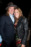 VAL KILMER; TRACEY EMIN , White cube party. Soho House, Miami Beach. Miami Art Basel 201. 29 November 2011.