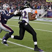 2011 Ravens at Patriots AFC Championship