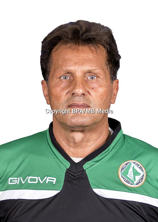 Italian League Serie B ConTe.it 2017-2018 / <br />( U.S. Avellino 1912 ) - <br />Alfredo Walter Novellino - DT U.S. Avellino 1912