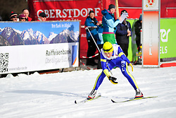 BATMUNKH Ganbold, MGL at the 2014 IPC Nordic Skiing World Cup Finals - Middle Distance