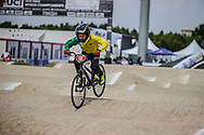 Cruiser - 12 & Under Men #13 (BOTFIELD Lincon) AUS at the 2018 UCI BMX World Championships in Baku, Azerbaijan.