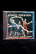 This version has reference numbers for the Nik/Louis Collection ..#32.DSC_2600.Reference number:  32_cd_electronic_detail_2_1993.Reference number:  8_8.3_1_elctronic.Item name:  A detail of a compact disc of Electronic Dance Music by Alwin Nikolais.Author:  Alwin Nikolais  .Date:  1993.Description:  A detail of a compact disc, titled, ?Electronic Dance Music? by Alwin Nikolais containing electronic dance scores.