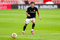 Jamie Paterson of Bristol City during a friendly match before the Premier League and Championship resume after the Covid-19 mid-season disruption - Rogan/JMP - 12/06/2020 - FOOTBALL - St Mary's Stadium, England - Southampton v Bristol City - Friendly.