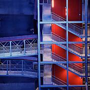 Torino, Spina 3  SNOS GALLERY CENTRE Centro Commerciale in Corso Mortara, 24, lo stabilimento della Ex Savigliano trasformato in centro commerciale e uffici. *** Local Caption ***
