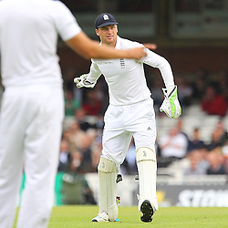 England's Joss Butler  during the first day of the Investec 5th Test match between England and India at the Kia Oval, London, 15th August 2014 © Phil Duncan | SportPix.org.uk