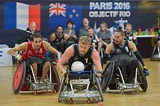 19h00 France V New Zealand