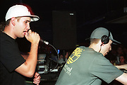 MC Task & DJ Youngsta, Dubstep night DMZ @ Mass, Brixton, London 2006