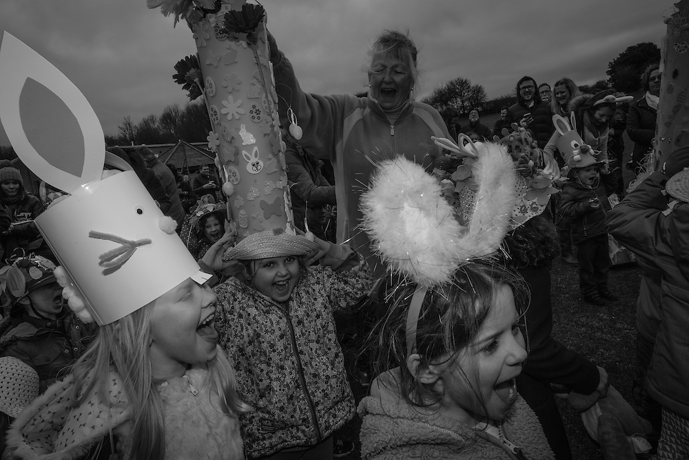Top hat and Easter bonnet winner at the Bunny Hop Easter school fair in Berkhamsted, England Saturday, March 19, 2016 (Elizabeth Dalziel) #thesecretlifeofmothers #bringinguptheboys #dailylife