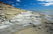 coastline along Strait of Northumberland<br /> Cap Lumiere<br /> New Brunswick<br /> Canada