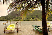 Fishing Boats, Huahine, French Polynesia