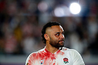 Rugby Union - 2019 Rugby World Cup - Final: England vs. South Africa<br /> <br /> Billy Vunipola of England after the match at International Stadium, Yokohama.<br /> <br /> COLORSPORT/LYNNE CAMERON