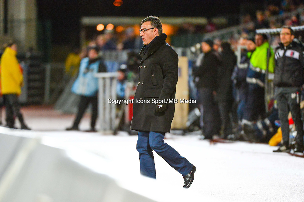 Christophe GALTIER - 03.03.2015 - Boulogne / Saint Etienne - 1/4Finale Coupe de France<br />