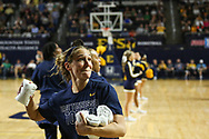 February 20, 2018 - Johnson City, Tennessee - Freedom Hall: ETSU guard Malloree Schurr (22) <br /> <br /> Image Credit: Dakota Hamilton/ETSU