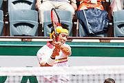 Kei Nishikori (jpn) during the Roland Garros French Tennis Open 2018, day 8, on June 3, 2018, at the Roland Garros Stadium in Paris, France - Photo Pierre Charlier / ProSportsImages / DPPI