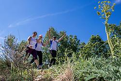 11-06-2017 NED: We hike to change diabetes day 2, Rabanal del Camino<br /> De eerste dag van Astorga naar Rabanal del Camino. Een tocht van 21 km door vlak landschap maar in een hitte van 32 graden. Spain