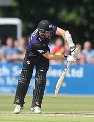 Michael Klinger of Gloucestershire - Photo mandatory by-line: Dougie Allward/JMP - Mobile: 07966 386802 - 12/07/2015 - SPORT - Cricket - Cheltenham - Cheltenham College - Natwest Blast T20