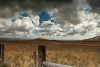 Range land landscape as a rain storm is ending, Nature Photography, Landscape Photography, Cloud Photograph, Wildlife Images, Fine Art Photographs, Home Photo Decor prints.