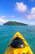 Kayak, Kadavu, Fiji<br />