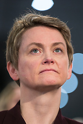 "© Licensed to London News Pictures . 01/03/2014 . London , UK . Yvette Cooper . The Labour Party hold a one day "" Special Conference "" at the Excel Centre in London today (Saturday 1st March 2014) . Photo credit : Joel Goodman/LNP"