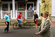 Provincetown, MA (known as P-Town) is a popular holiday destination for the LGBT community.