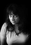 """Véronique Dossetto par Sylvain Labeste Portraits d'acteurs et de techniciens sur le tournage de """"Nos Vies Formidables"""" de Fabienne Godet. Lumière naturelle. Janvier 2017."""