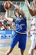 DESCRIZIONE : Valmiera Latvia Lettonia Eurobasket Women 2009 Italia Bielorussia Italy Belarus<br /> GIOCATORE : Simona Ballardini<br /> SQUADRA : Italia Italy<br /> EVENTO : Eurobasket Women 2009 Campionati Europei Donne 2009 <br /> GARA :  Italia Bielorussia Italy Belarus<br /> DATA : 09/06/2009 <br /> CATEGORIA : tiro<br /> SPORT : Pallacanestro <br /> AUTORE : Agenzia Ciamillo-Castoria/E.Castoria<br /> Galleria : Eurobasket Women 2009 <br /> Fotonotizia : Valmiera Latvia Lettonia Eurobasket Women 2009 Italia Bielorussia Italy Belarus<br /> Predefinita :