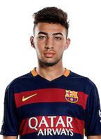 Spain - Liga BBVA 2015-2016 / <br /> ( Fc Barcelona ) - <br /> Munir El Haddadi