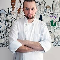 Julian Projan Portraits of top chefs, renowned restaurants, tastes and nightlife in New York City