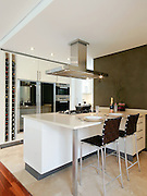 Professional photographer Shaun Smith captured this image of a kitchen for SA Home Owner Magazine back in the day.