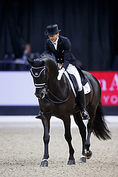 Gal Edward, NED, Glock's Voice<br /> Grand Prix Freestyle<br /> FEI World Cup Dressage Final, Omaha 2017 <br /> © Hippo Foto - Dirk Caremans<br /> 01/04/2017