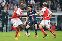 Javier Pastore  - 23.05.2015 - PSG / Reims - 38eme journee de Ligue 1<br />Photo : Andre Ferreira / Icon Sport