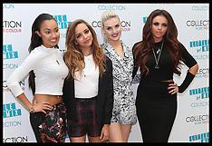 SEP 24 2013 Little Mix make up launch