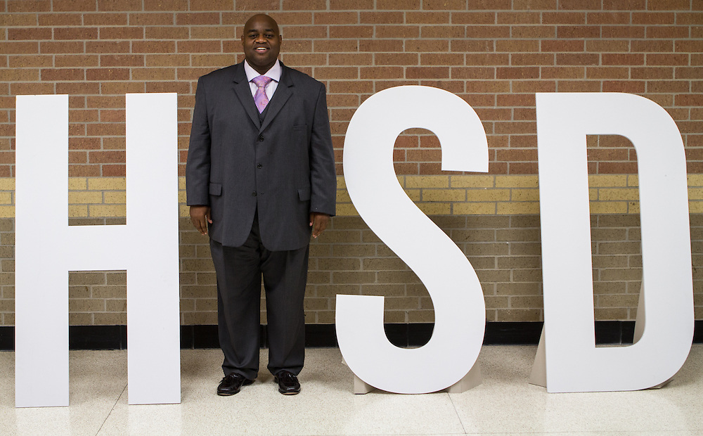 Jerome Ryans, Milne Elementary School