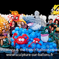 Making of - french balloon connexion