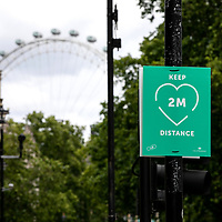 London out of Lockdown July 2020