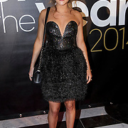 NLD/Amsterdam/20141215- Glamour Woman of the Year 2014, Saar Koningsberger
