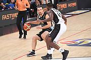 Toto Forray<br /> Dolomiti Energia Trentino - Virtus Segafredo Bologna<br /> Lega Basket Serie A 2017/2018<br /> Trento, 30/09/2017<br /> Foto M.Ceretti / Ciamillo - Castoria
