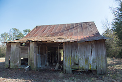 rustic old barn found in South Carolina