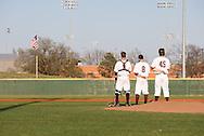 March 31, 2015: The Oklahoma City University Stars play against the Oklahoma Christian University Eagles at Dobson Field on the campus of Oklahoma Christian University.