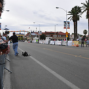 Awaiting the arrival of top finishers, El Tour de Tucson 2011. Bike-tography by Martha Retallick.